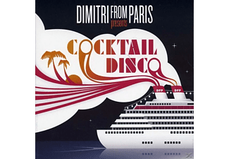 VARIOUS - Cocktail Disco (D.From Paris) - (CD)