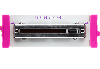 LITTLEBITS Slide Dimmer