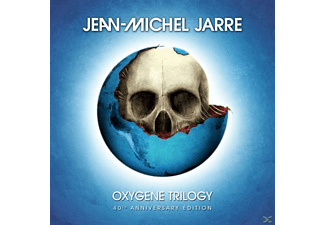 Jean-Michel Jarre - Oxygene Trilogy - (LP + Bonus-CD)