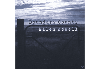 Eilen Jewell - Boundary Country - (Vinyl)
