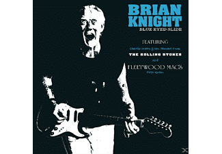 Brian Knight - Blue Eyed Slide - (CD)