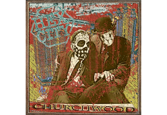 Churchwood - Hex City - (Vinyl)
