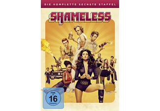 Shameless - Staffel 6 - (DVD)
