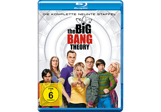 The Big Bang Theory - Staffel 9 - (Blu-ray)