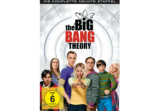 The Big Bang Theory - Staffel 9 - (DVD)