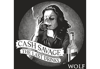 Cash -and The Last Drinks- Savage - Wolf - (Vinyl)
