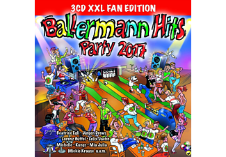 VARIOUS - Ballermann Hits Party 2017 (XXL Fan Edition) - (CD)