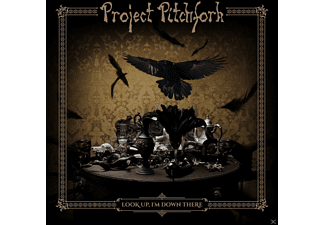 Project Pitchfork - Look Up, I'm Down There [CD]
