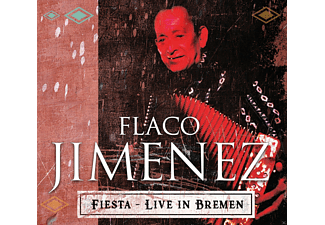 Flaco Jimenez - Live At Breminale 2001 - (CD)