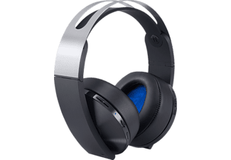 SONY Wireless Headset Platin Edition
