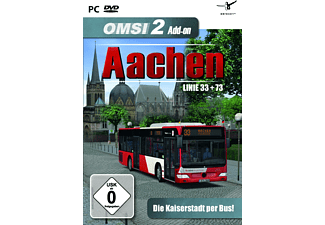 OMSI 2: Add-On Aachen - PC