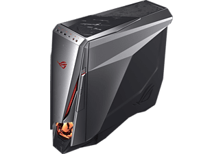 ASUS GT51CH-DE012T, Gaming PC mit Core™ i7 Prozessor, 32 GB RAM, 1 TB HDD, 512 GB SSD, GeForce™ GTX 1080, 8 GB