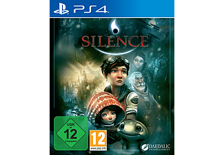 PS4 Silence - PlayStation 4