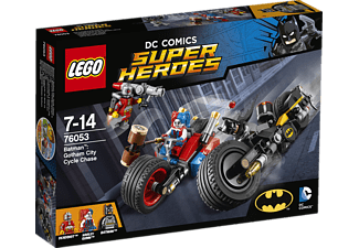 LEGO Batman™: Batcycle-Verfolgungsjagd in Gotham City (76053)
