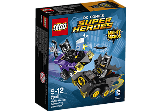 LEGO Mighty Micros: Batman™ vs. Catwoman™ (76061)