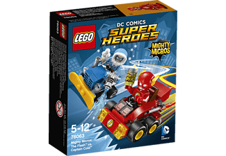 LEGO Mighty Micros: The Flash™ vs. Captain Cold™ (76063)