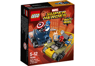 LEGO Mighty Micros: Captain America vs. Red Skull (76065)