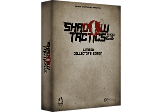 Shadow Tactics (Collector's Edition) - PC
