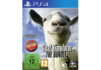 Goat Simulator: The Bundle [PlayStation 4]