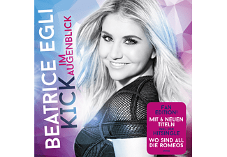 Beatrice Egli - Kick im Augenblick (Fan Edition) - (CD)