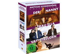 Schweighöfer Collection Vaterfreuden, Frau Ella, Nanny - (DVD)