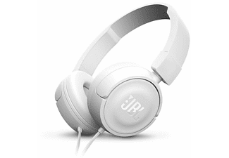 JBL Harman Koptelefoon Kabel On Ear Headset Wit