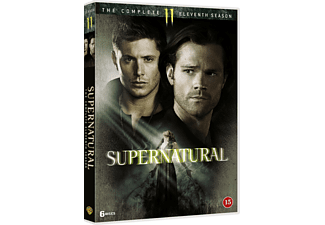 Supernatural S11  DVD