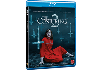The Conjuring 2 Skräck Blu-ray