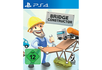 Bridge Constructor [PlayStation 4]