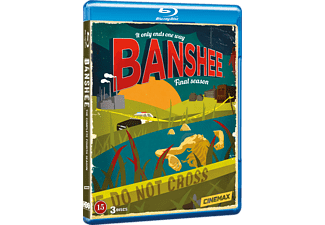 Banshee S4 Action Blu-ray