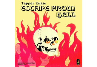 Tapper Zukie - Escape From Hell - (CD)