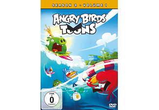 Angry Birds Toons 3.1. Staffel [DVD]