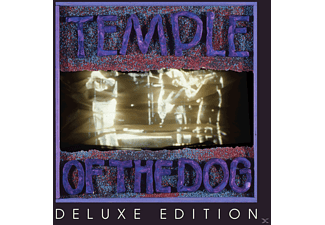 Temple Of The Dog -  Temple Of The Dog (Limited Super Deluxe Box) [CD + DVD Βίντεο]