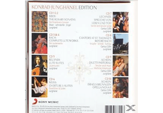 VARIOUS - Konrad Junghänel Edition [CD]