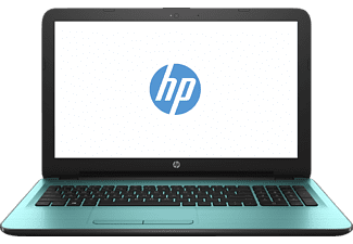 HP 15-ay178ng, Notebook mit 15.6 Zoll Display, Core™ i5 Prozessor, 8 GB RAM, 256 GB SSD, Radeon R5 M430, Dreamy Teal