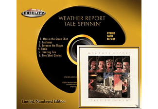 Weather Report - Tale Spinnin' - (SACD Hybrid)