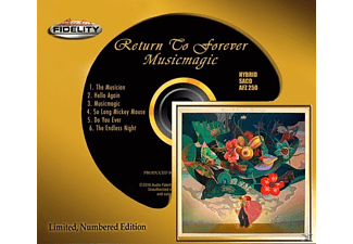 Return To Forever - Musicmagic - (SACD Hybrid)