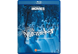 Balanchine/NYC Balle - The Nutcracker - (Blu-ray)