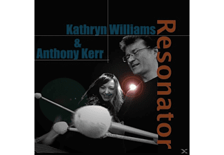 Kathryn Williams, Anthony Kerr - Resonator (LP+MP3) - (LP + Download)