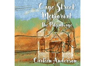 Carleen Anderson - Cage Street Memorial-The Pilgrimage - (CD)