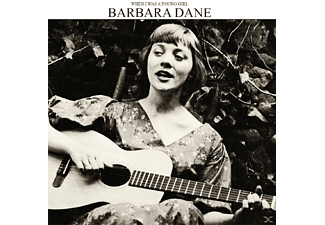 Barbara Dane - When I Was A Young Girl - (CD)