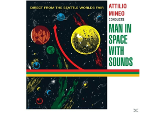 Attilio Mineo - Man In Space With Sounds - (CD)