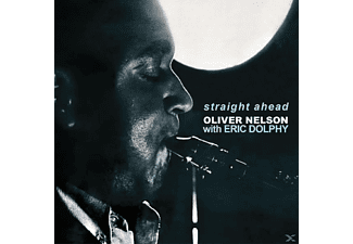 Oliver Nelson - Straight Ahead - (CD)