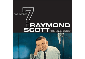 Raymond Scott - The Unexpected - (CD)