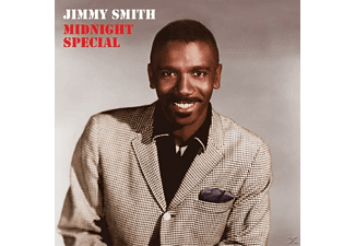 Jimmy Smith - Midnight Special - (CD)