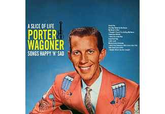 Porter Wagoner - A Slice Of Life - (CD)