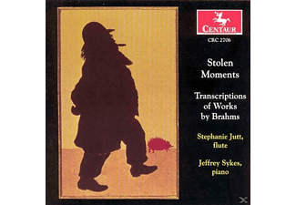 Juttflutesykespiano - Stolen Moments - (CD)