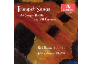 VARIOUS - Trumpet Songs - (CD)