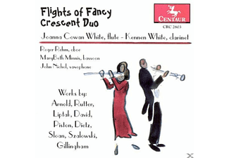 Crescent Duo - Flights Of Fancy - (CD)