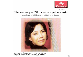Guitar Rosa Hyewon Lee - Gitarrenmusik des 20.Jh. - (CD)